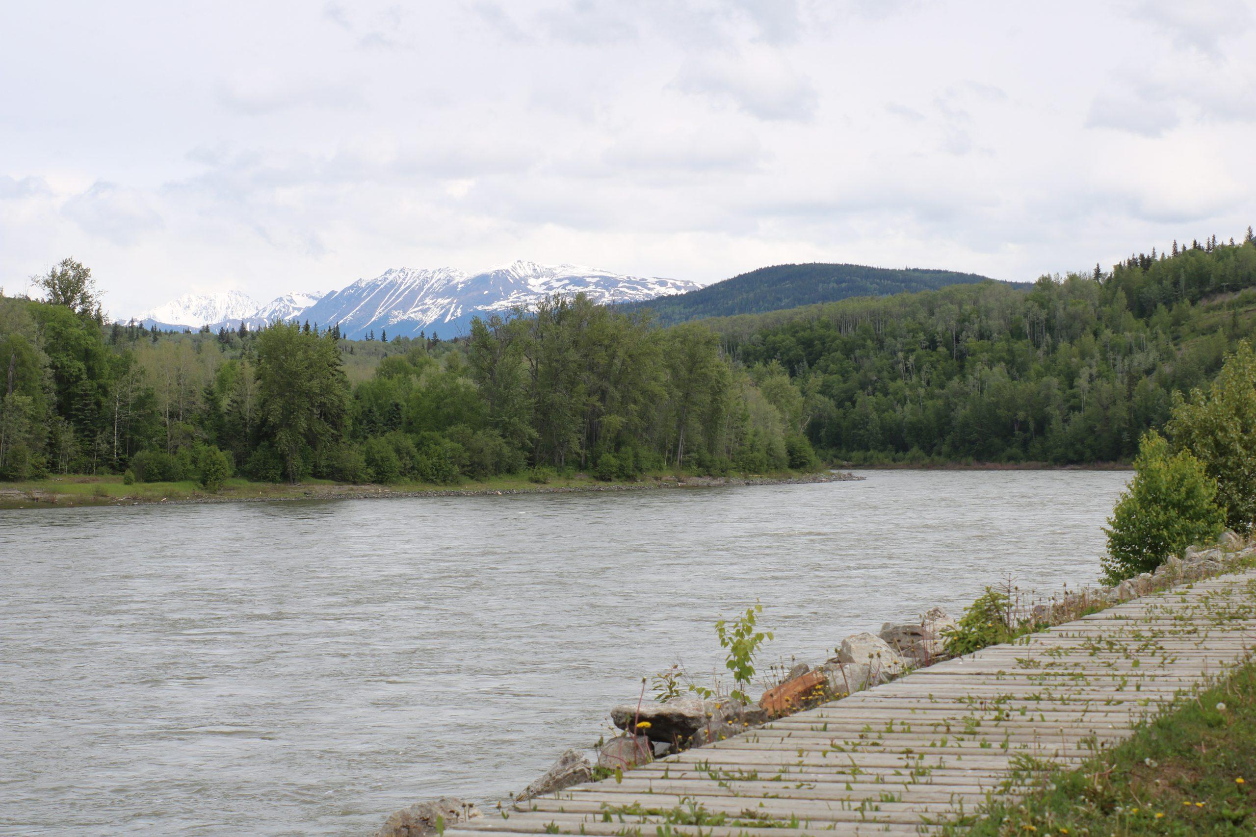 Rondreis Canada Hyder Alaska