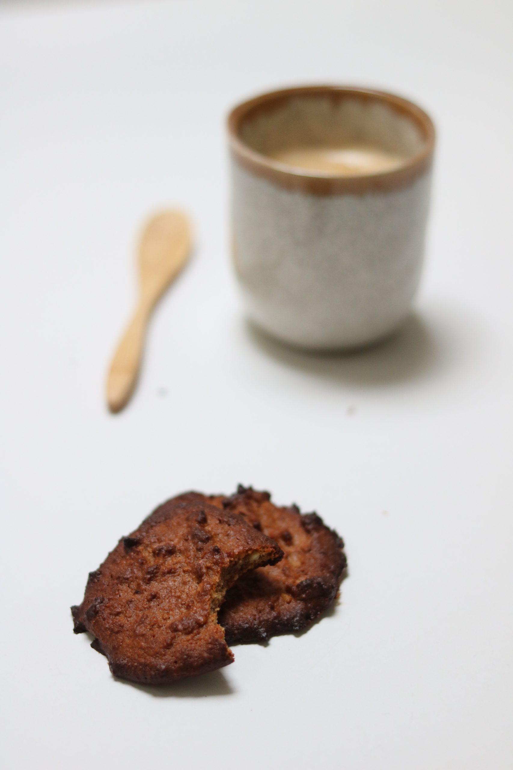 Gezonde amandel koekjes