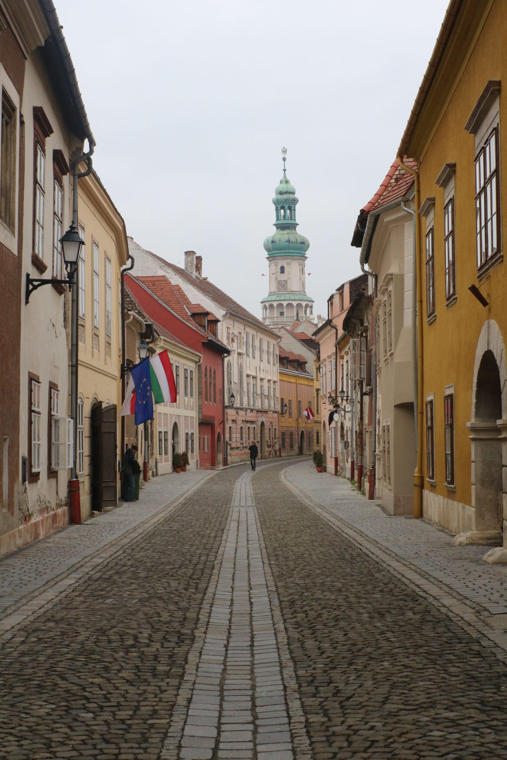 Sopron Hongarije