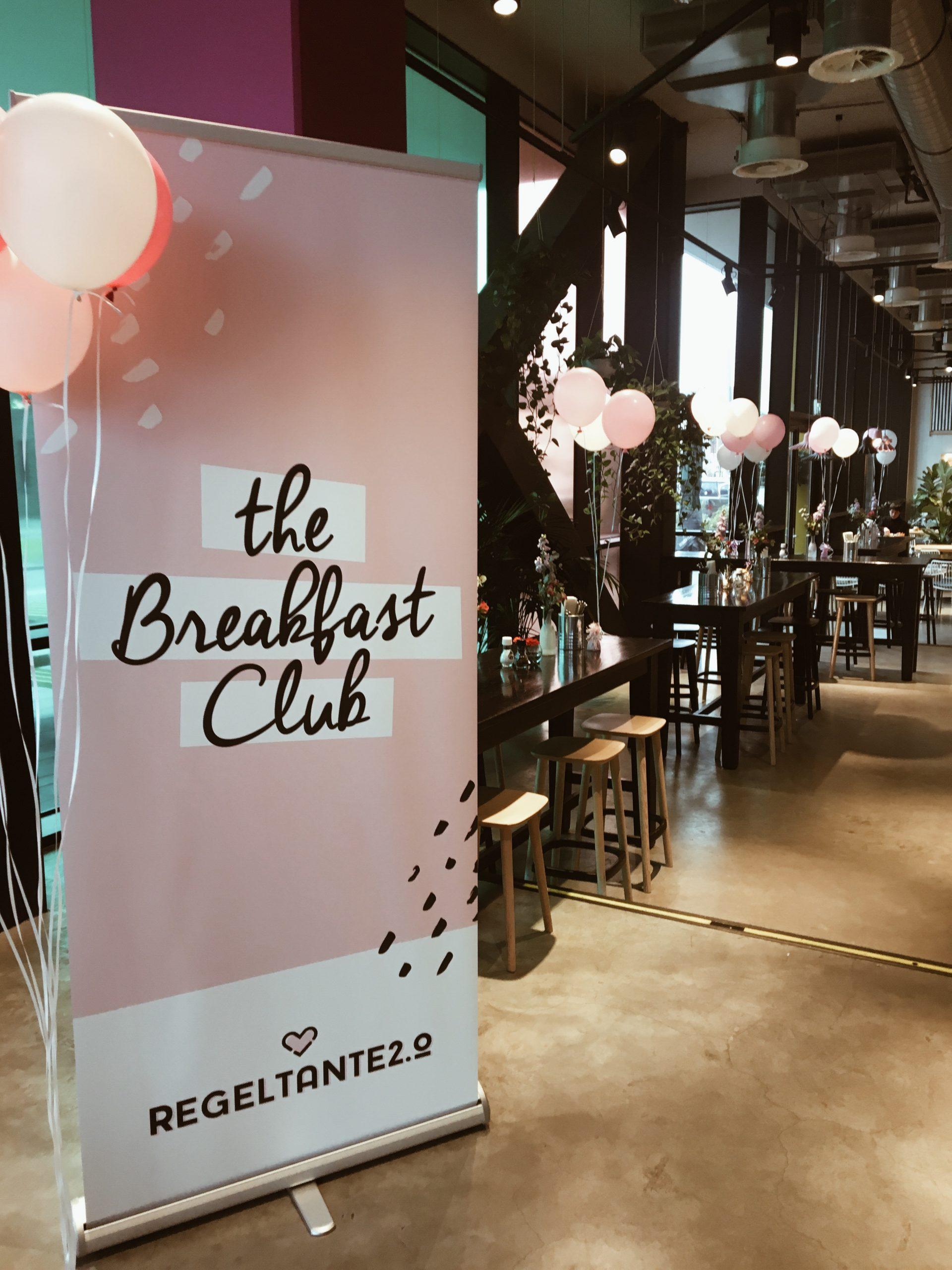 The Breakfast Club Meet Up