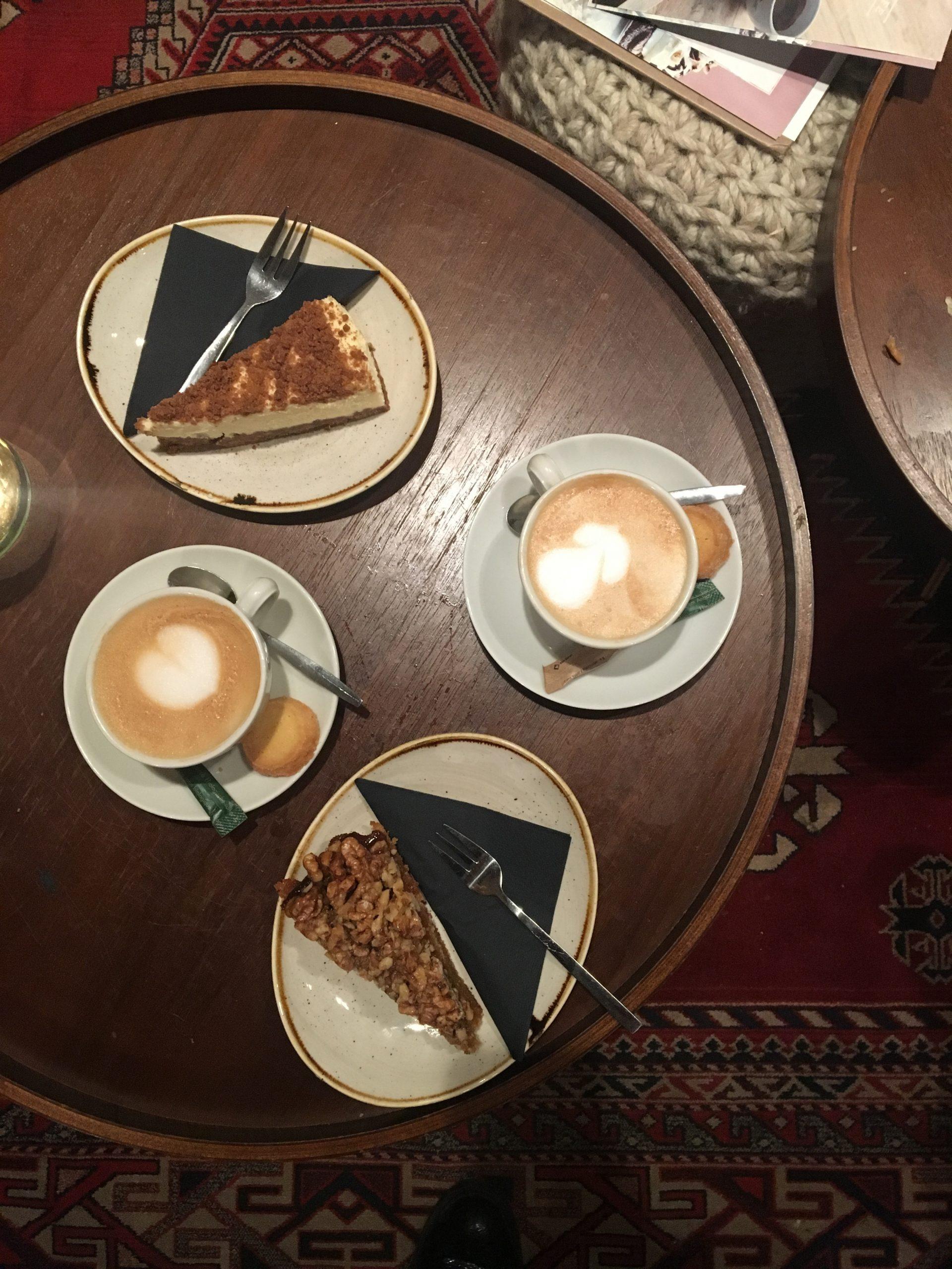Koffie en Taart met Sterre