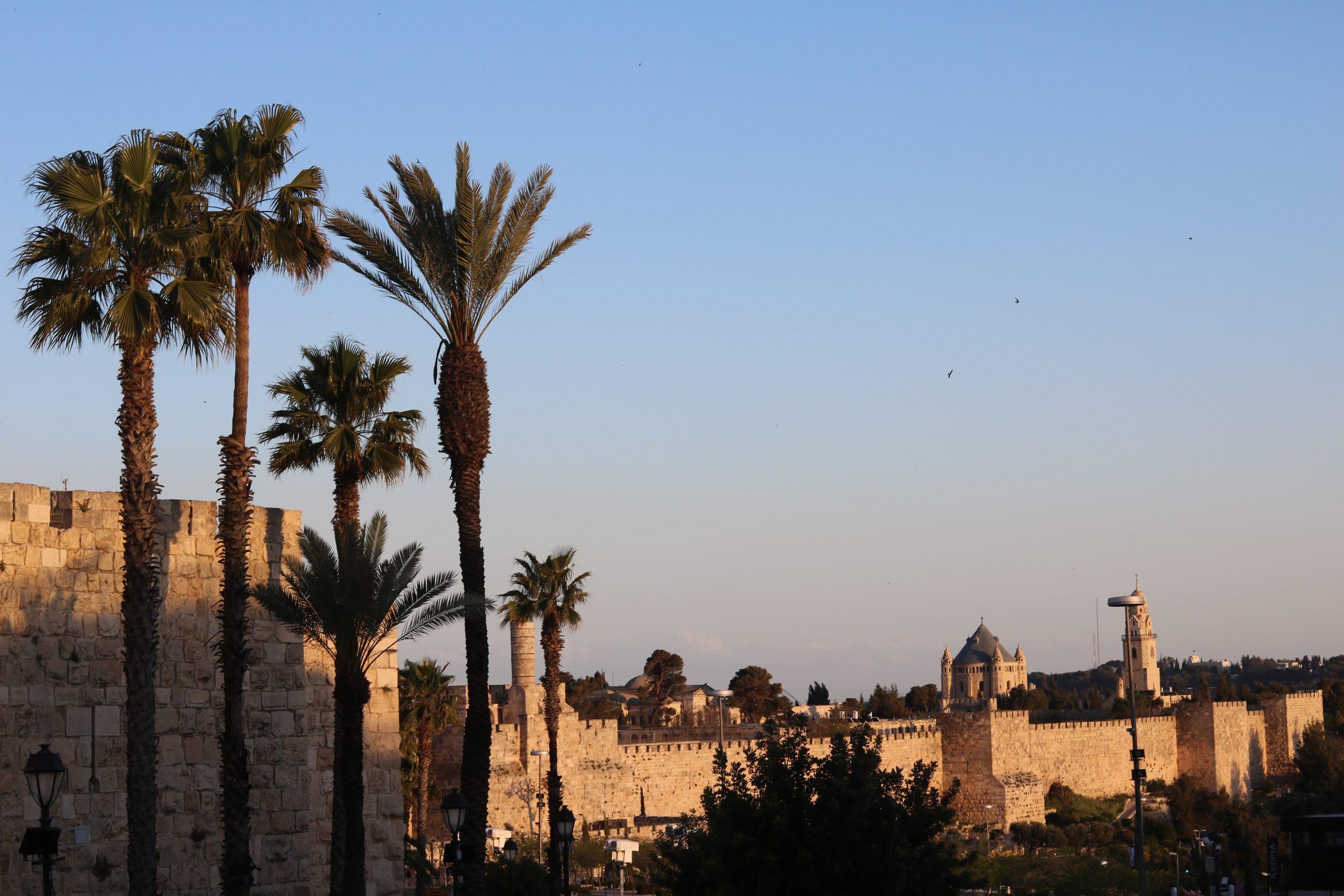 Tel Aviv Jeruzalem