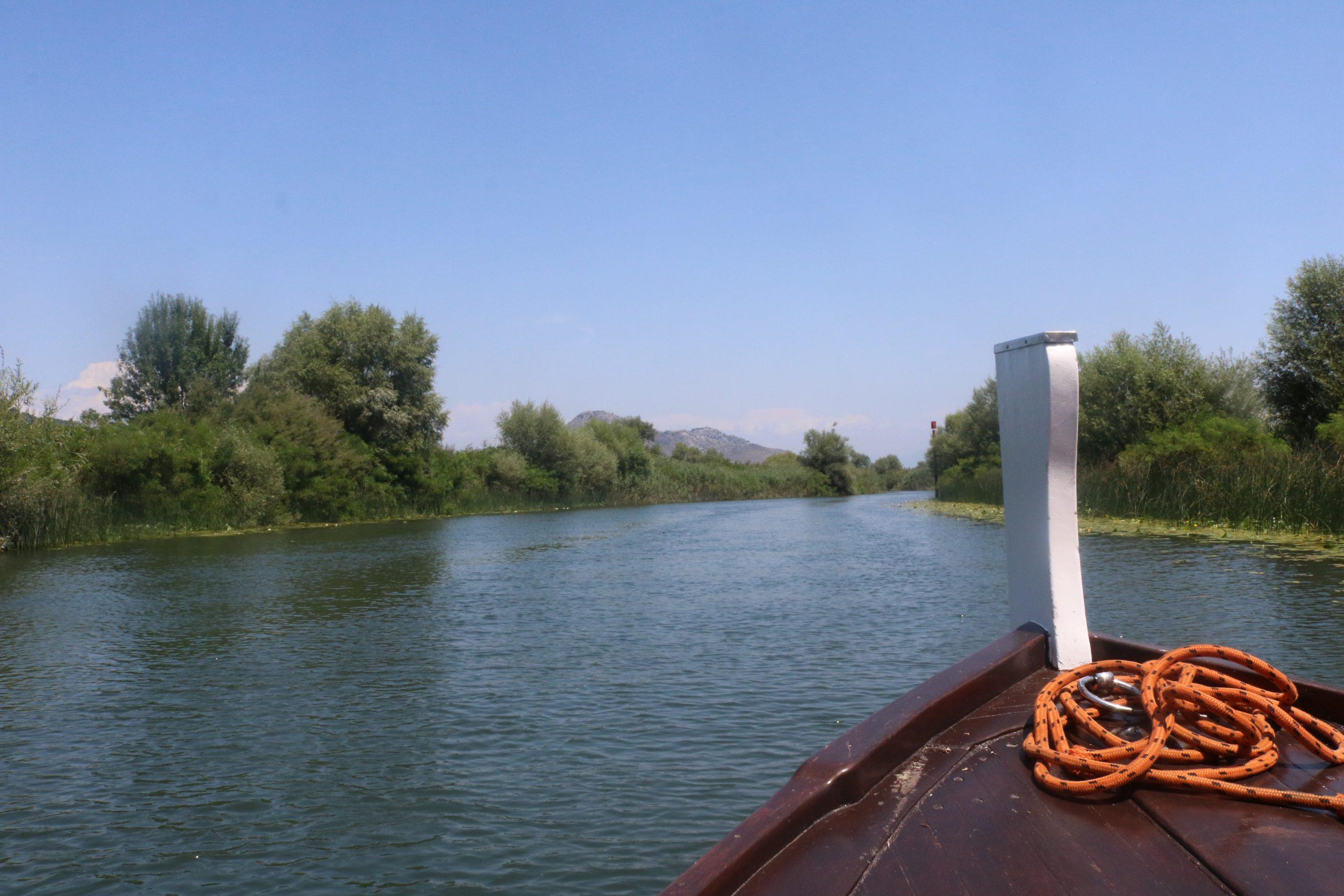Skadar Lake Podgorica