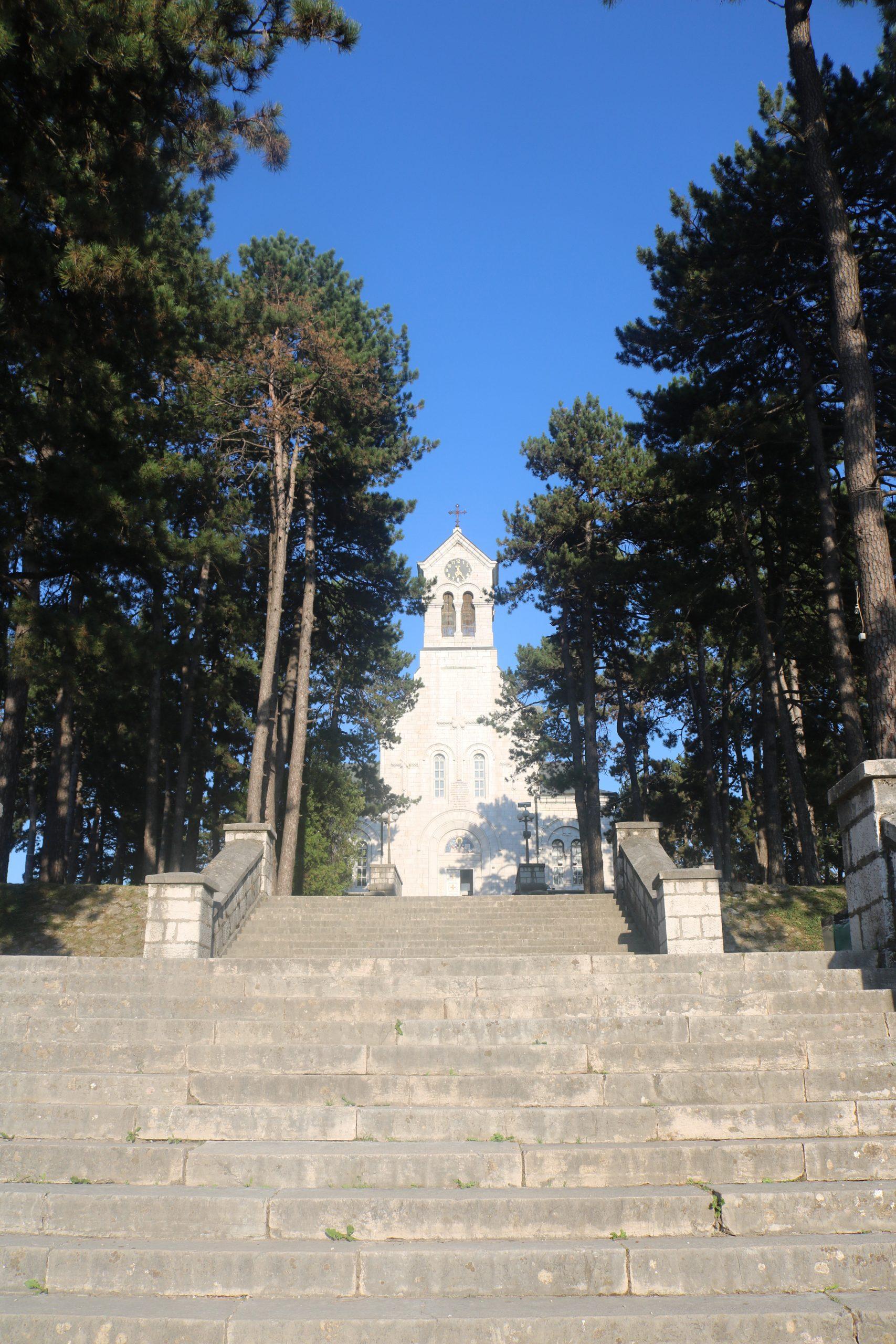 Nikšić Ostrog Klooster