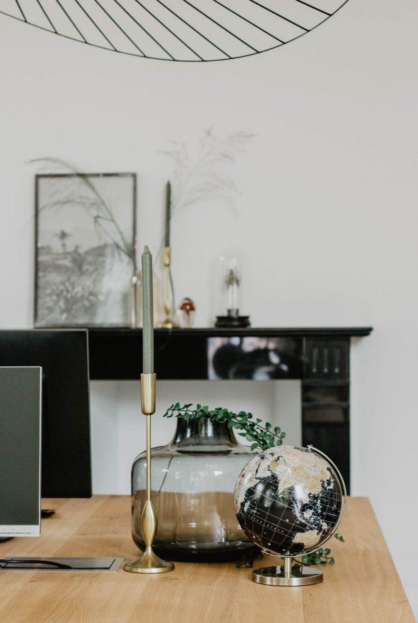 Interieur styling kantoor