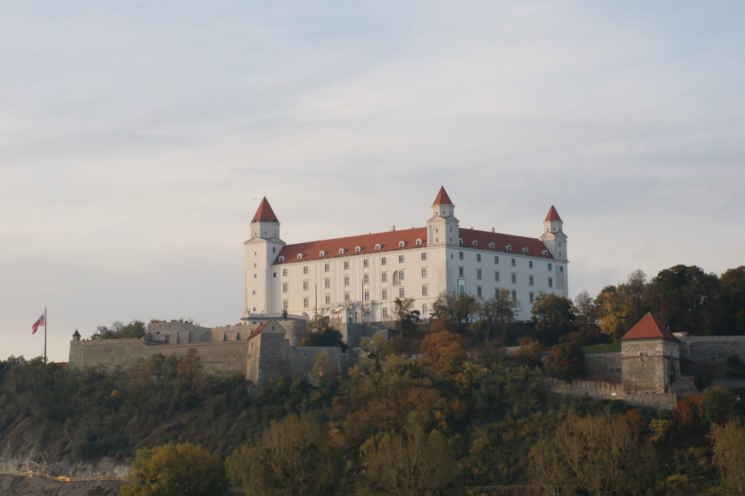 Citytrip Bratislava