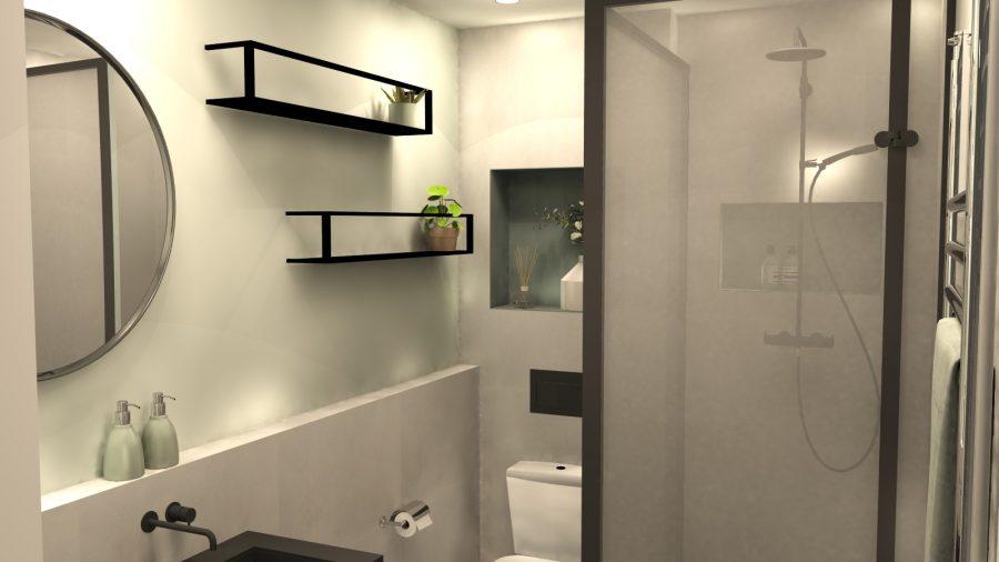 Interieuradvies Rotterdam - badkamer