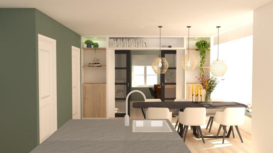 Interieuradvies Vaassen - gerenoveerde woning