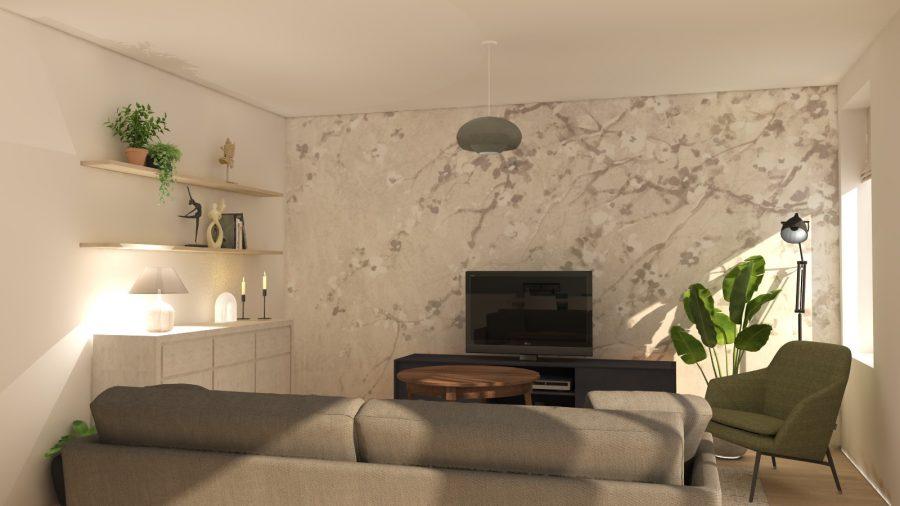 Interieuradvies nieuwbouw appartement Vaassen