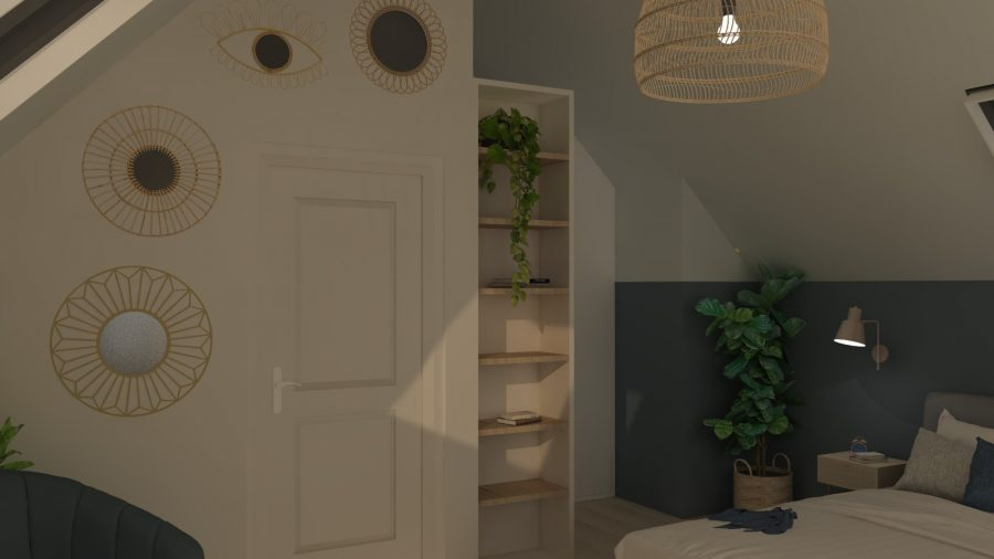 Interieuradvies Vaassen Slaapkamer